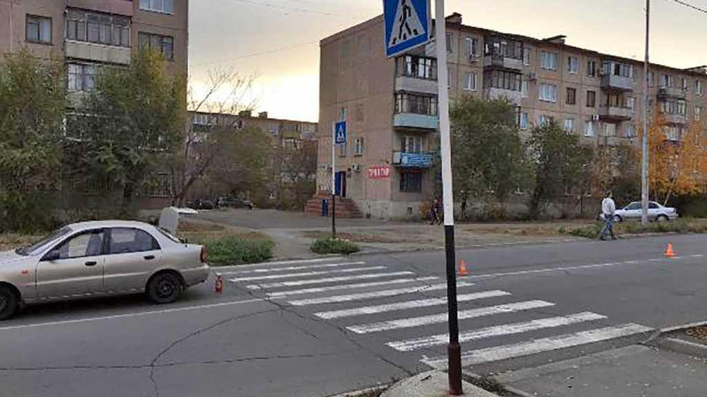 ДТП в Новотроицке