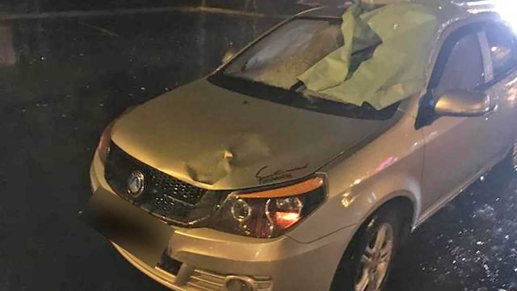 В Новотроицке автоледи на иномарке сбила мужчину-пешехода