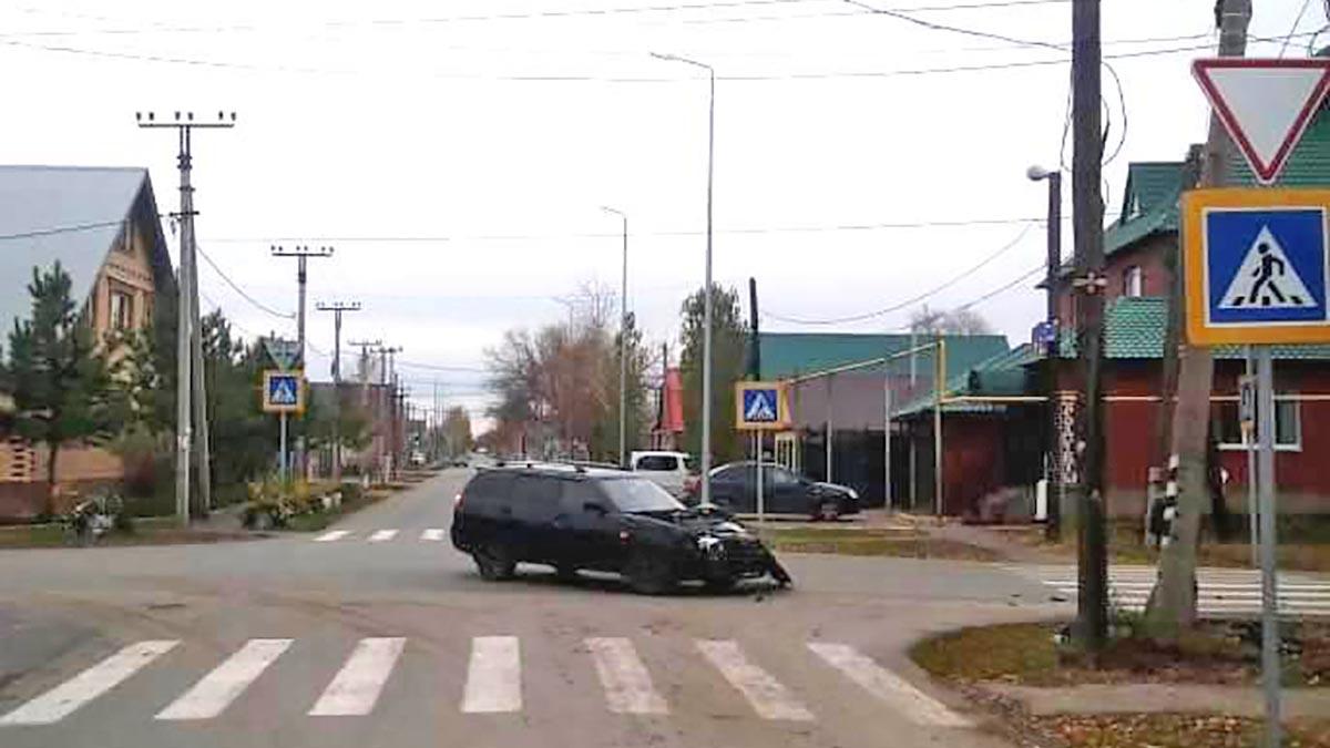ДТП в Соль-Илецке