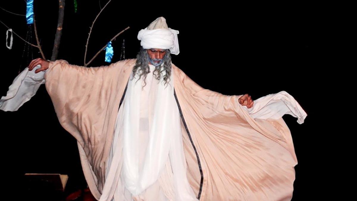 Душанбинский драмтеатр в Оренбурге представит спектакль о жизни Омара Хайяма