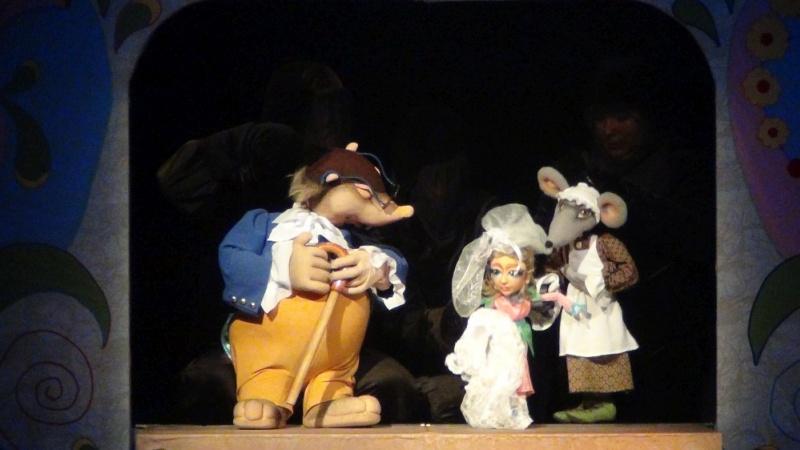 Детский мюзикл «ДюйМовочка»