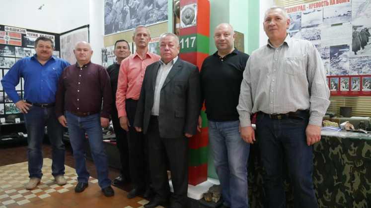 Оренбург посетил Герой России Андрей Мерзликин