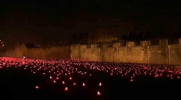 В Европе проходят мероприятия к 100-летию Первой Мировой Войны