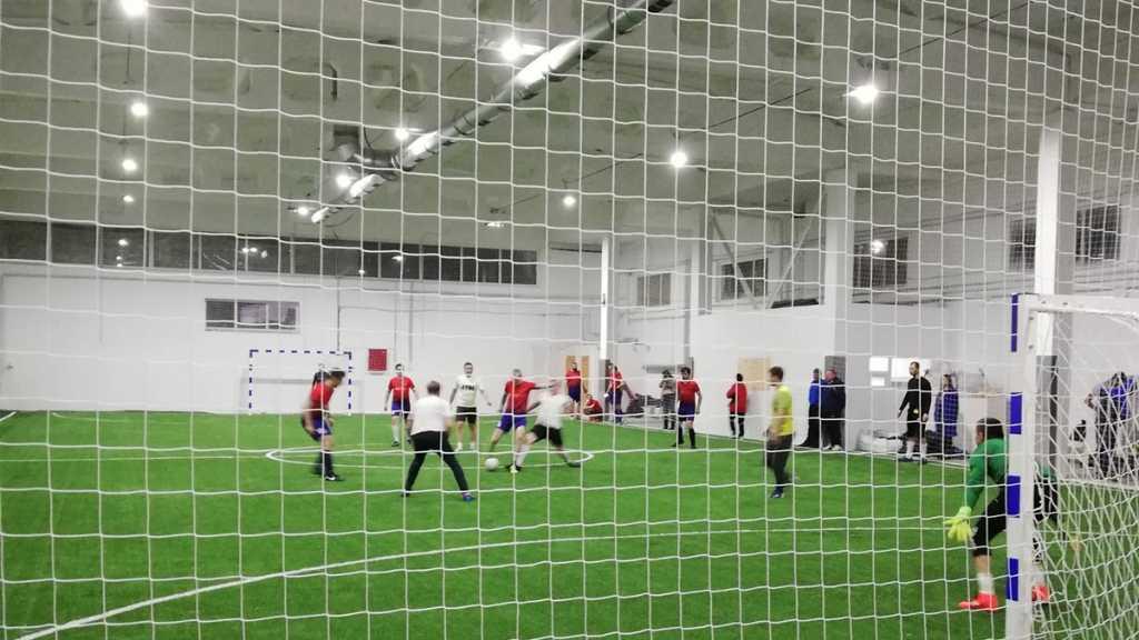 футбольный зал «Форвард арена»