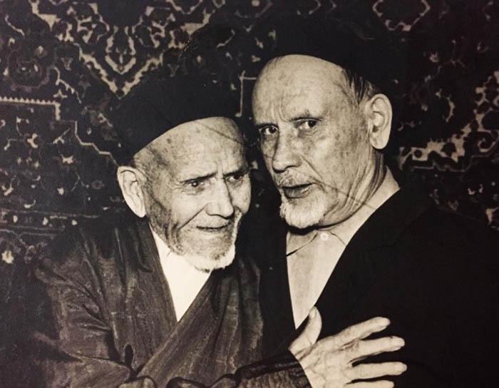 Герои двух мировых войн ХХ века: мой дед Мухаммад Хафиз и мой отец Каляметдин хазрат.