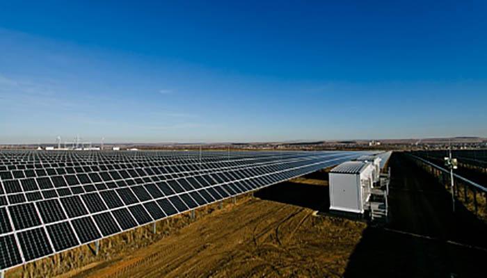 Комплекс солнечной энергетики