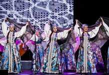 Оренбургский народный хор