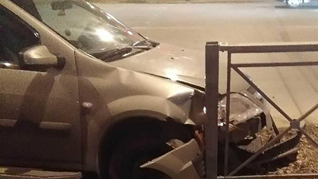 Накануне в Восточном столкнулись Lada и Toyota