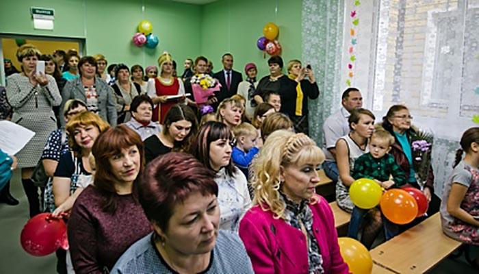 Юрий Берг в Русскоигнашкино