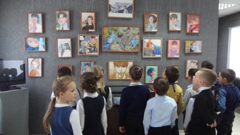 Выставка Жанны Ильясовой