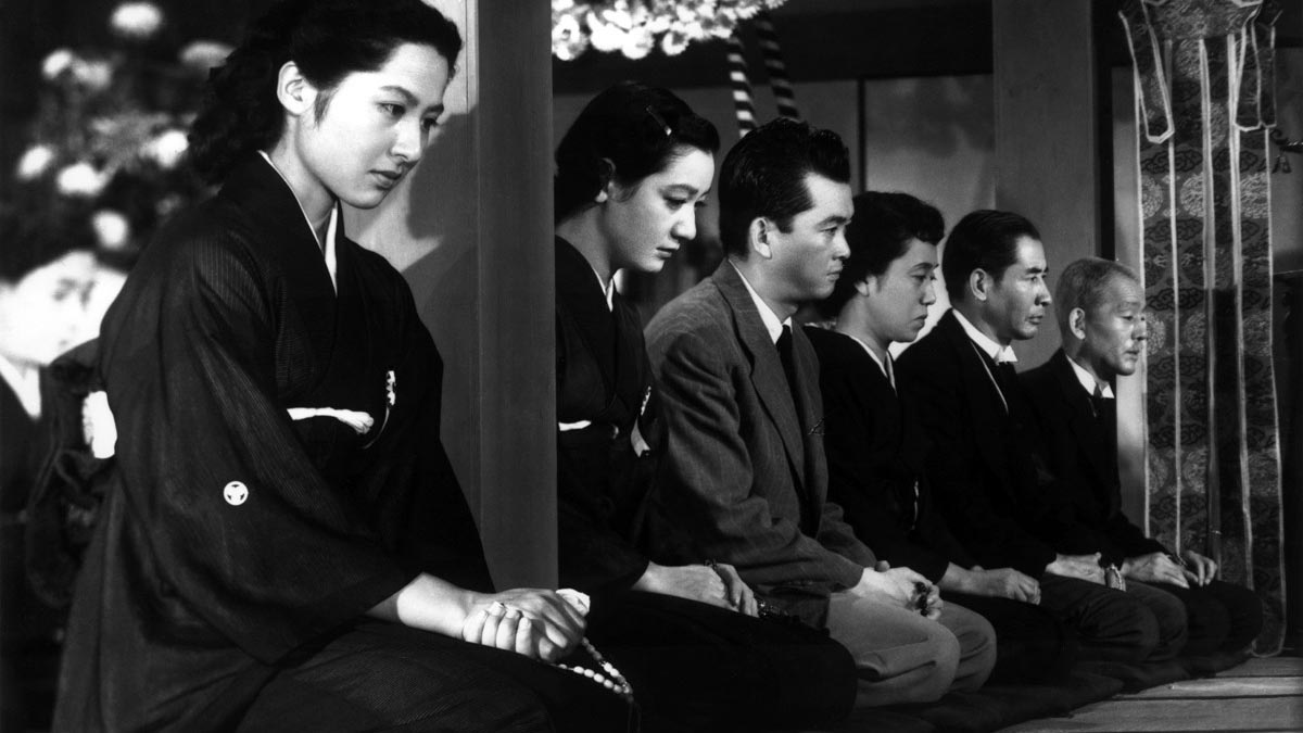 Фильм Ясудзиро Одзу «Токийская повесть»