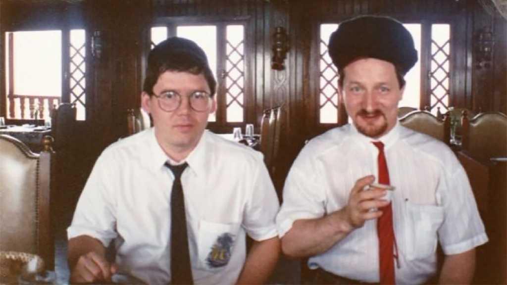 Исмагил Шангареев и Талгат Таджуддин (1990 г.)