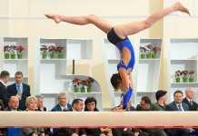 Центр спортивной гимнастики и акробатики