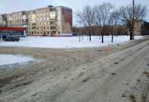 ДТП в поселке Первомайский
