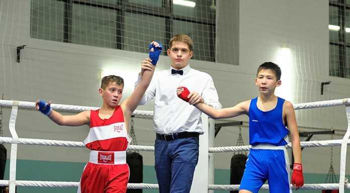 Бокс в Оренбурге