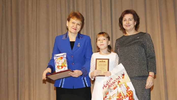 «Молодым дарованиям Оренбуржья» вручили награды