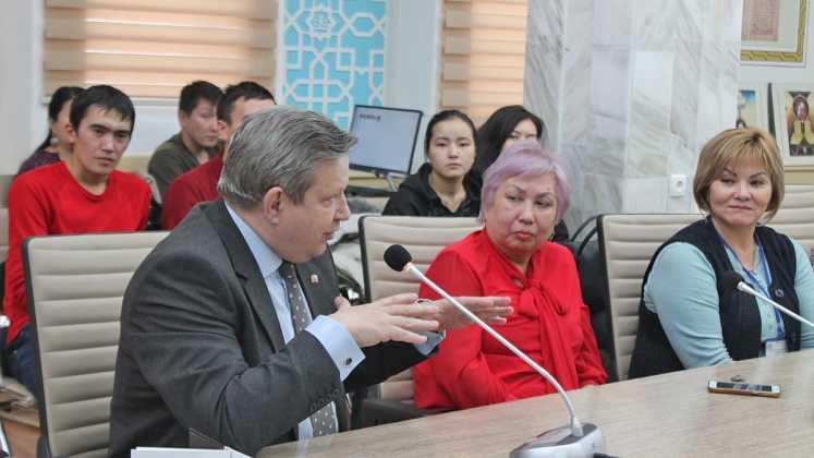 В Бишкеке