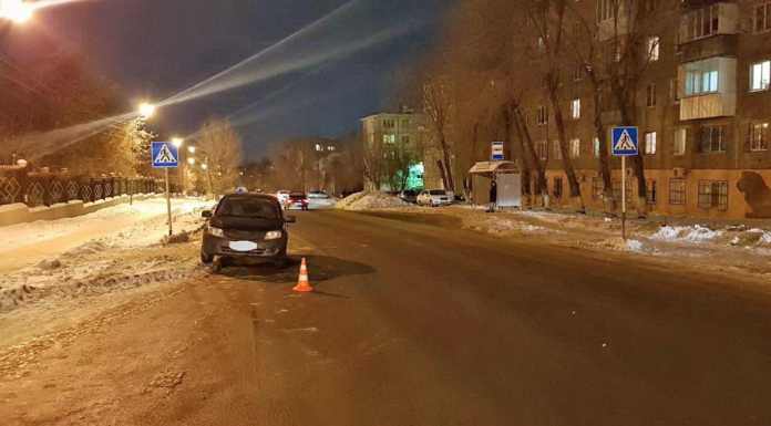 водитель «Гранты» сбил школьницу