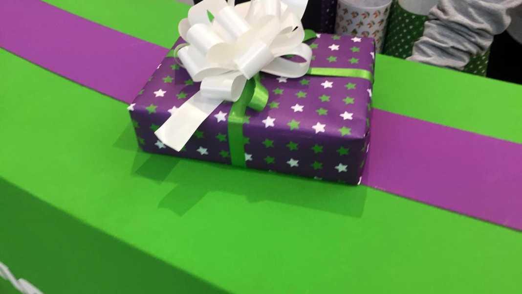 «Вытряси» подарки от «МегаФона»