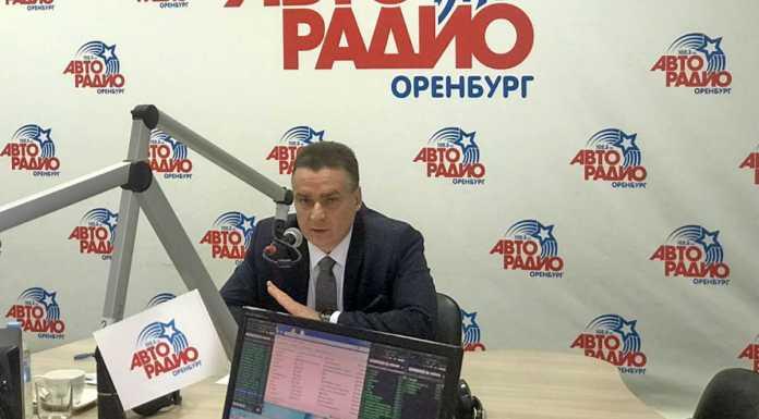 Дмитрий Кулагин на Авторадио