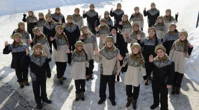 Новогодний концерт детского хора «Новые имена»