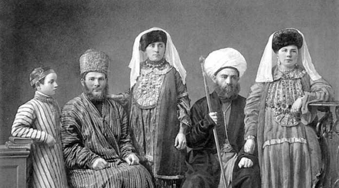 Этническая мозаика Татарского мира: татары – мишари