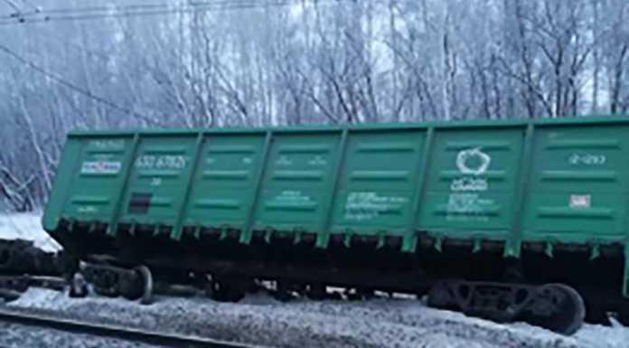 18 вагонов сошли с рельс в Абдулино