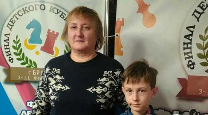 Ольга Сухарева и Александр Петров