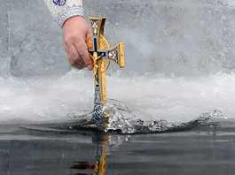 Чудо крещенской воды в каждый дом!