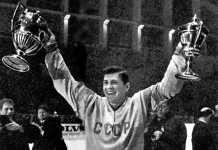 Двукратный олимпийский чемпион, многократный чемпион мира и Европы Борис Майоров