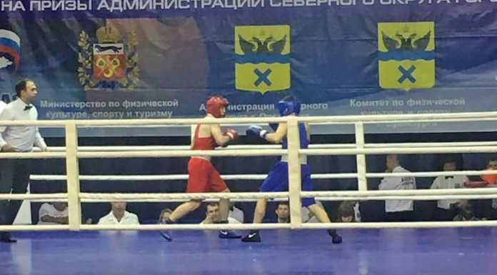 В Оренбурге 60 боксеров выясняют на ринге кто сильнее