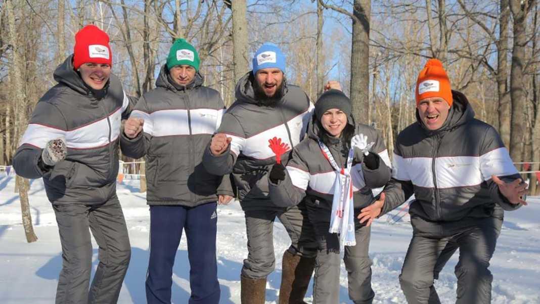 Работники Металлоинвеста готовятся к Зимней Корпоративной Спартакиаде