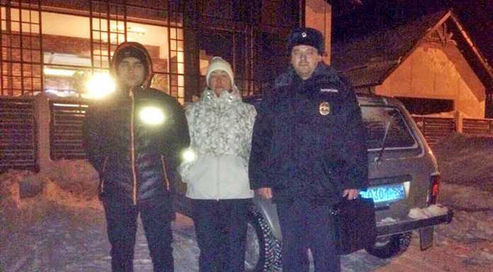 Мама с сыном заблудились в Бузулукском бору