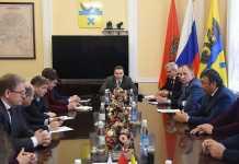 Дмитрий Кулагин: «Работать вместе в интересах города и для города»