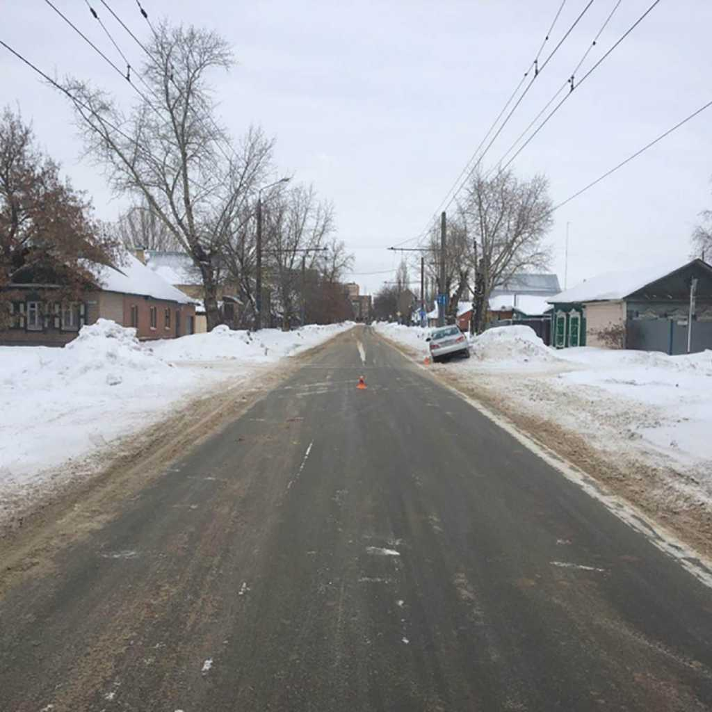 На улице Комсомольская иномарка сбила 8-летнюю школьницу