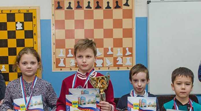 """В Оренбурге завершилось первенство города по шахматам """"Белая Ладья"""""""