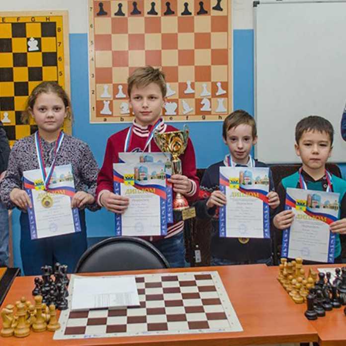 В Оренбурге завершилось первенство города по шахматам