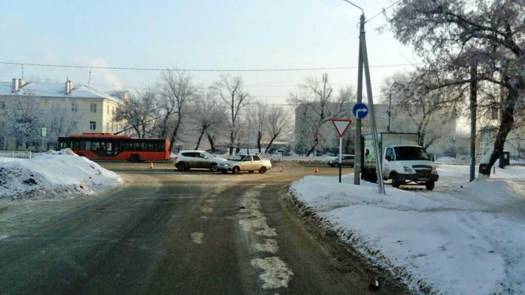 На Коростелевых в ДТП пострадала 8-летняя девочка