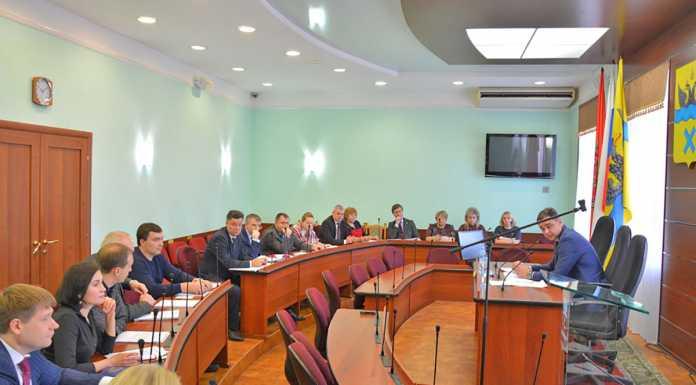 Городские депутаты готовятся к 30 заседанию Совета