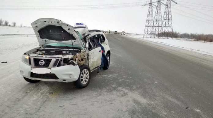 Автоледи на «Ниссане» погибла в ДТП под Гаем