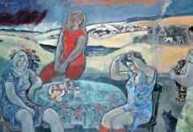 Выставка Вячеслава Просвирина «Высокие истины»