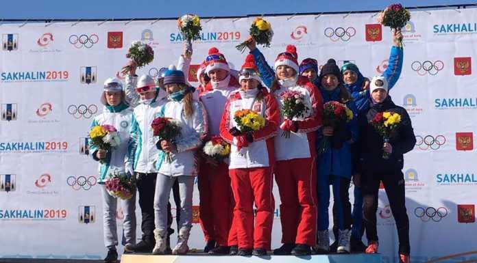 Международные зимние игры «Дети Азии»