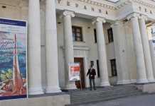 Оренбургская «Евразия» открыла в Севастополе выставку «Белая роза»