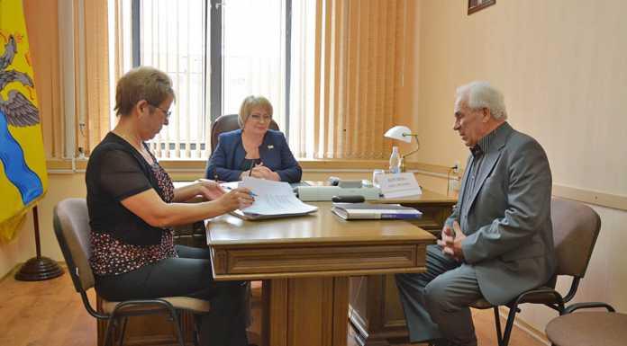 Председатель Оренбургского городского Совета Ольга Березнева провела личный прием горожан.