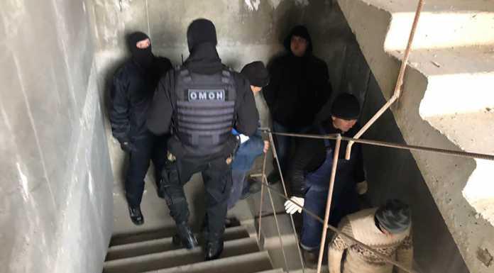 Нелегальные мигранты в Оренбурге