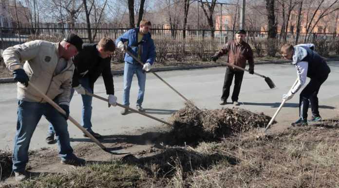 Работники Уральской Стали выйдут на уборку Новотроицка