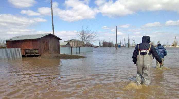 Из-за паводка в Оренбуржье закрываются мосты