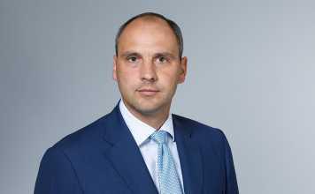 Врио губернатора Оренбургской области Денис Паслер