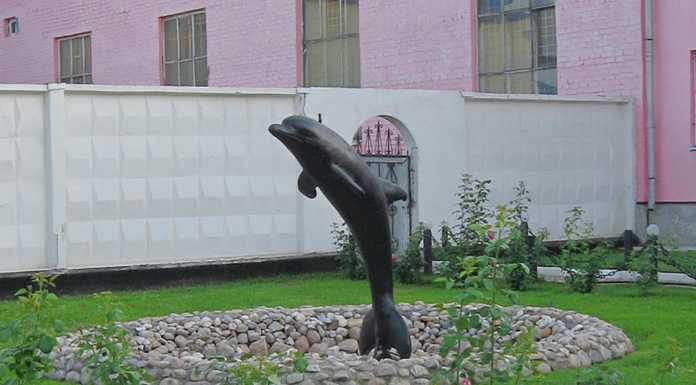"""Тюрьма """"Черный дельфин"""""""
