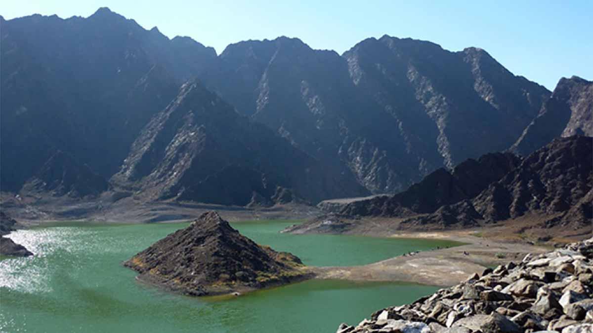 Минеральные воды Рас аль-Хаймы